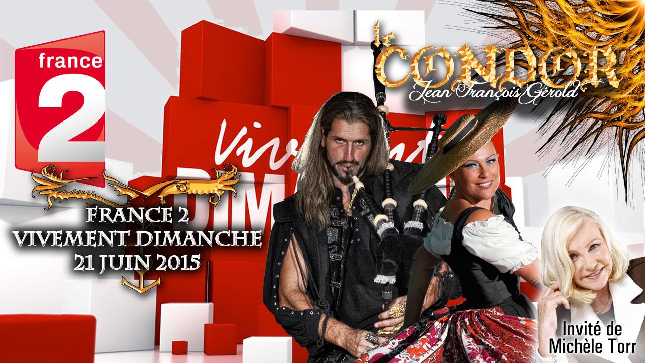 TV : Vivement Dimanche