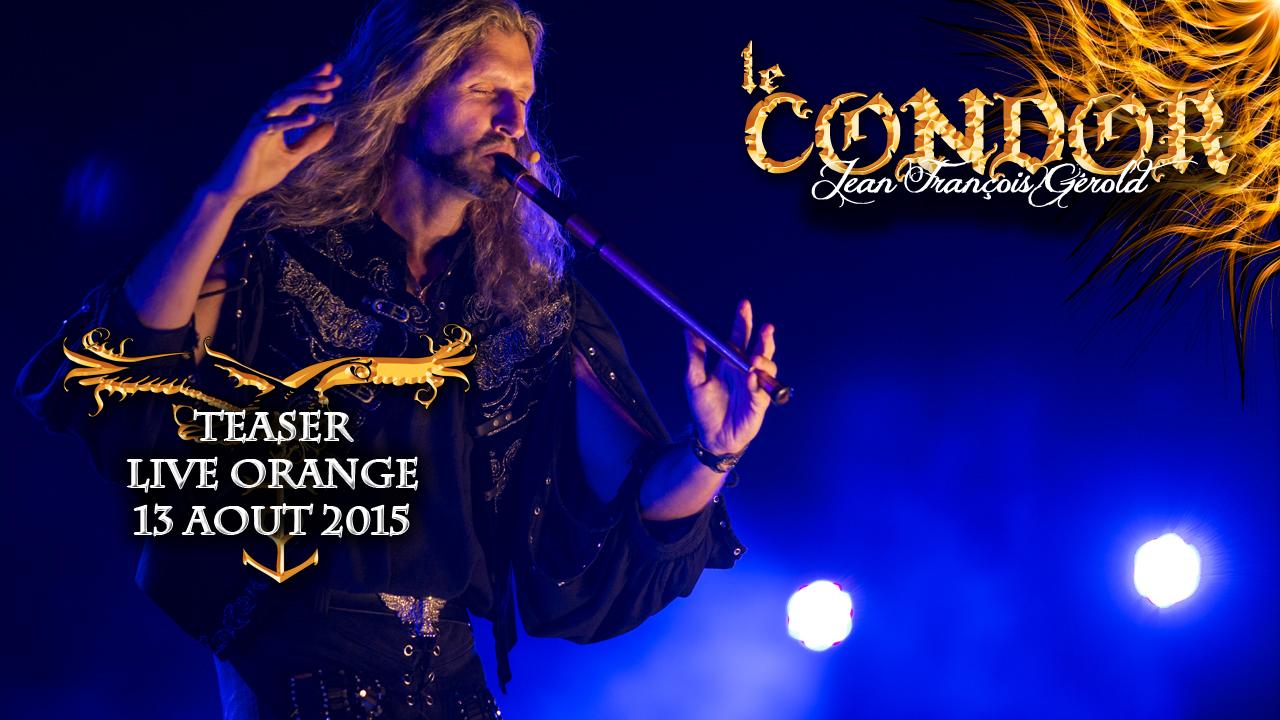 LIVE Orange 2015 : Teaser