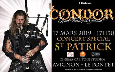 Le Condor fête La Saint Patrick