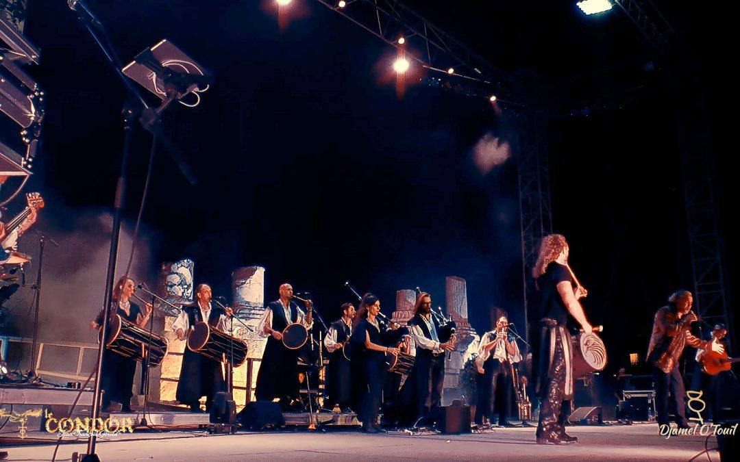 Live 'La Mort des Hommes' Théâtre Antique Arles le 23 Août 2021