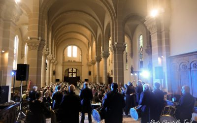 Eglise Notre Dame du Mas Firminy Septembre 2021